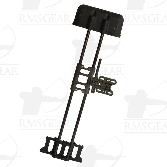 Used - Octane Deadlock Pro Carbon 5 Arrow Quiver LH - USEDQ3BL
