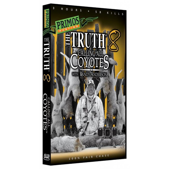 Primos Truth 8 Calling All Coyotes DVD