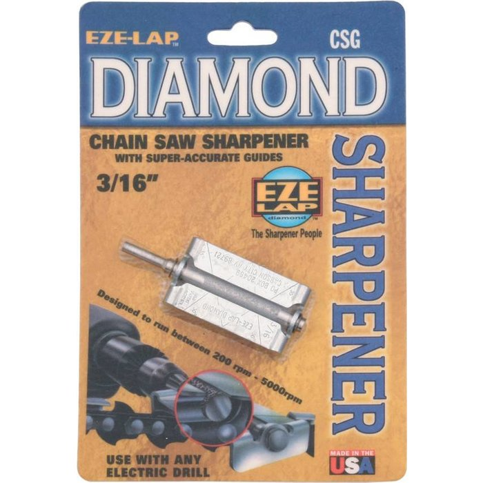EZE-LAP Chain Saw Sharpener