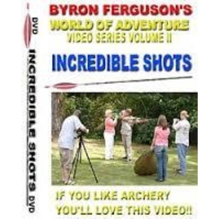 Byron Ferguson's Incredible Shots DVD