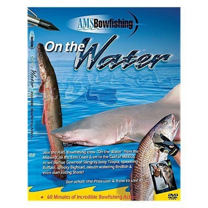 AMS Bowfishing On The Water DVD