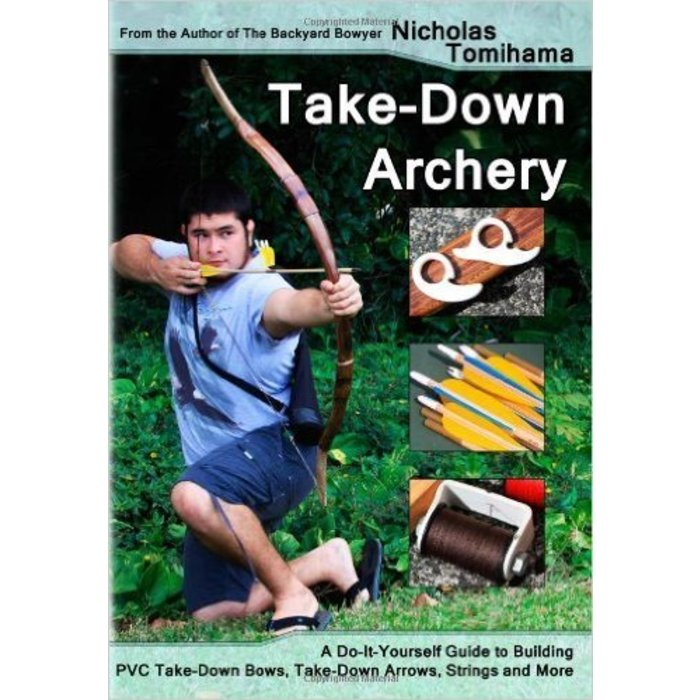 Take-Down Archery by Nicholas Tomihama