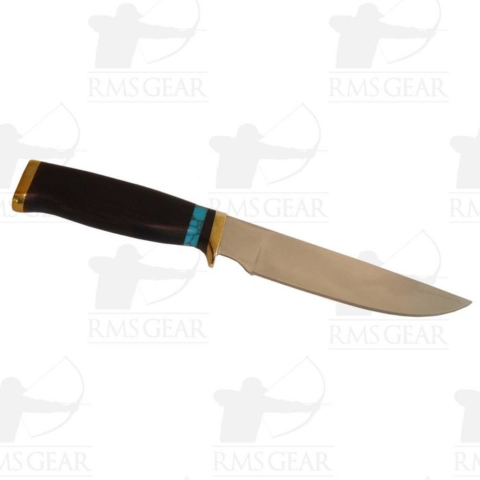 Hand Forged Drop Point Knife - TMCK3MA