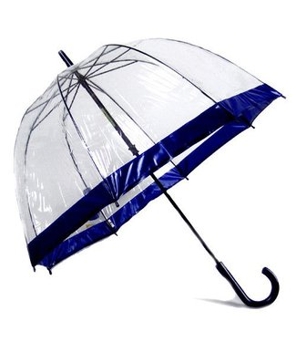 Vista Bubble Umbrellas Blue