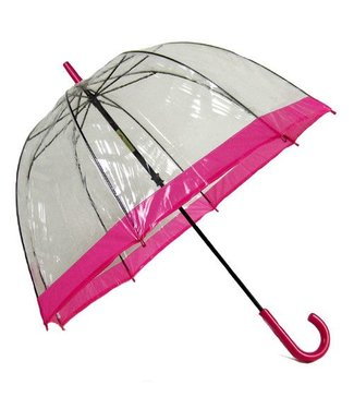 Vista Bubble Umbrellas Pink