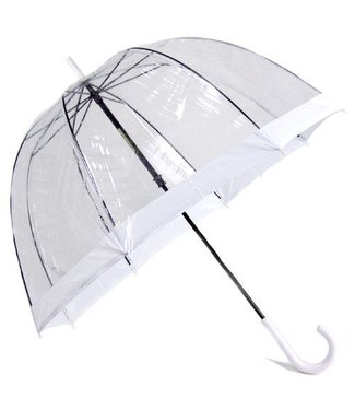 Vista Bubble Umbrellas White