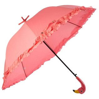 Gift Craft Flamingo Umbrella