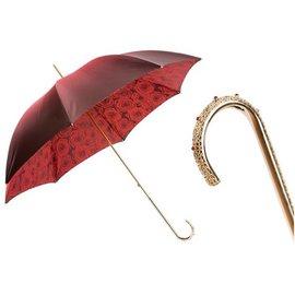 Pasotti Pasotti Italian Umbrella Double Roses
