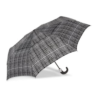 WindPro® Vented Auto Open/Auto Close Compact Print Umbrella - Harris