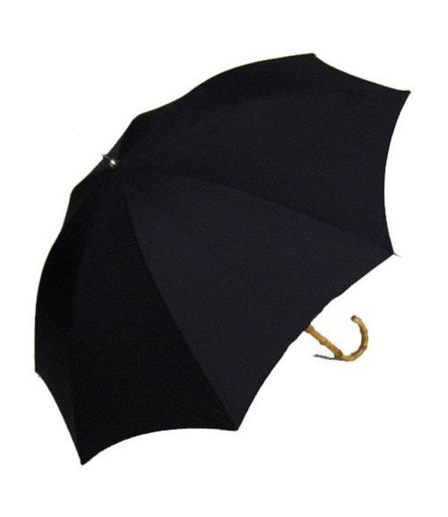 Vista Classic Umbrellas - Bamboo Handle Black