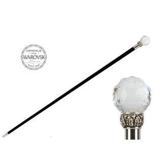 Pasotti Swarovski® Crystal Ball Italian Cane