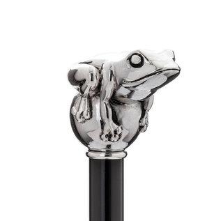 Pasotti Silver Frog Italian Cane