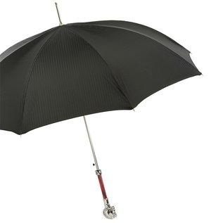 Pasotti Pasotti Italian Umbrella Silver Horse