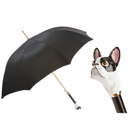 Pasotti Pasotti Italian Umbrella French Bulldog Handle