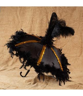 Bella Umbrella Bella Umbrella Second Line #1 Black