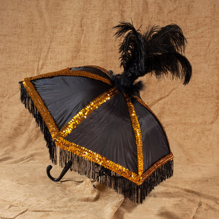 Bella Umbrella Bella Umbrella Second Line #5 Black