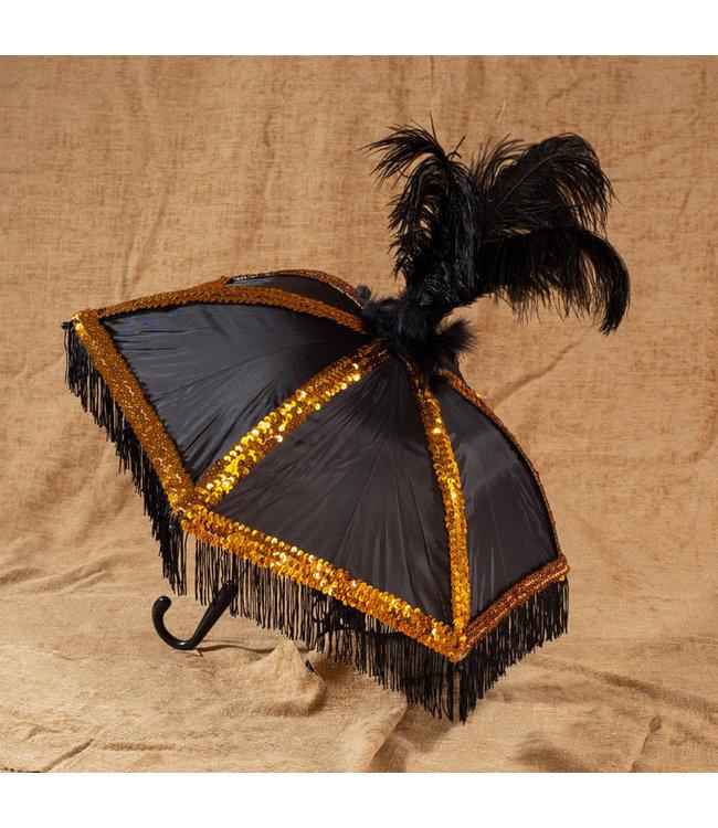 Bella Umbrella Bella Umbrella Second Line #5 Black