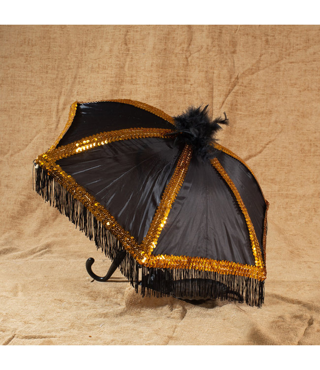 Bella Umbrella Bella Umbrella Second Line #6 Black