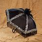 Bella Umbrella Bella Umbrella Second Line #8 Black