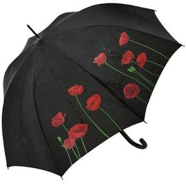 Naysmith Color Changing Poppy Flower Umbrella