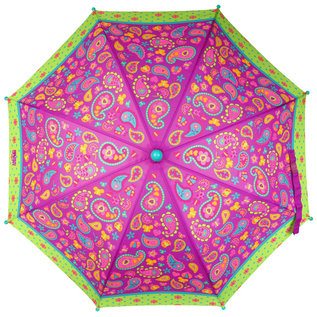 Stephen Joseph Paisley Flower Kids Umbrella