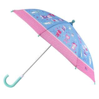 Stephen Joseph Raining Cats and Dogs Kids Umbrella
