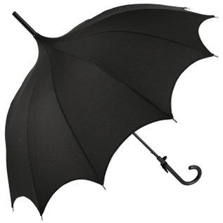 Naysmith Black Pagoda Umbrella