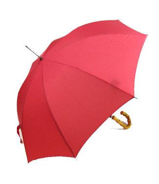 Vista Classic Umbrellas - Bamboo Handle Rhubarb Pink