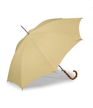Vista Classic Umbrellas - Bamboo Handle Khaki