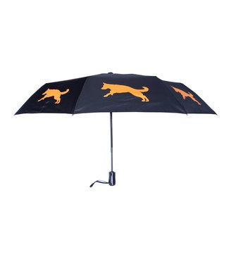 San Francisco Umbrella Folding German Shepherd