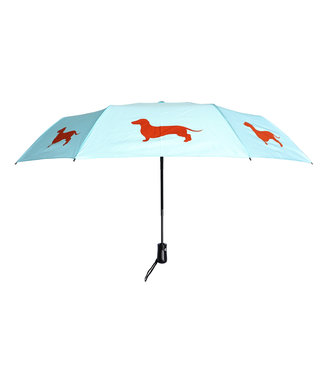 San Francisco Umbrella Folding Dachshund Umbrella