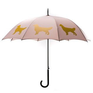 San Francisco Umbrella Golden Retriever Umbrella
