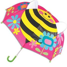 Stephen Joseph Pop Up Bumble Bee Kids Umbrella