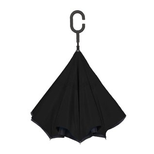 Reverse Umbrella - Black/Black