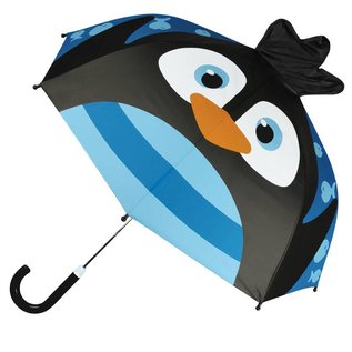 Stephen Joseph Pop Up Umbrellas for Kids Penguin