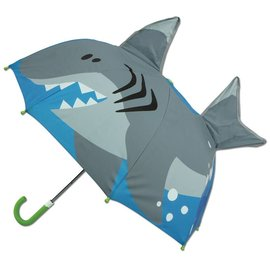 Stephen Joseph Pop Up Shark Kids Umbrella