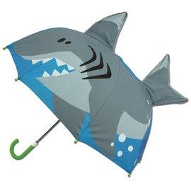 Stephen Joseph Pop Up Shark Kids Umbrella