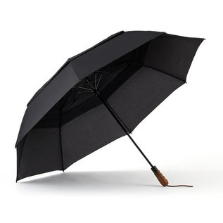 WindPro® Vented Jumbo Auto Open Umbrella – Black