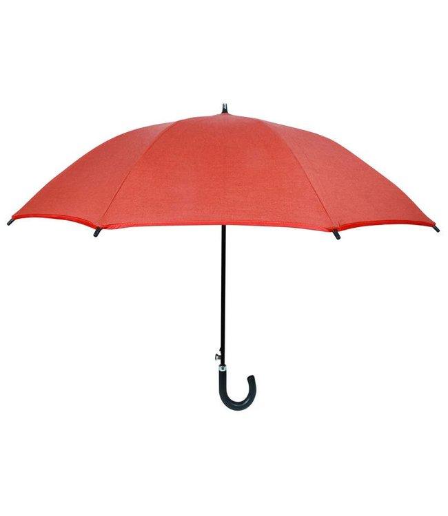 San Francisco Umbrella UV 50+ and Rain Umbrella - Brick Orange