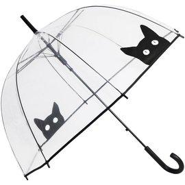 Naysmith Bubble Umbrella - Peek-a-boo Cat