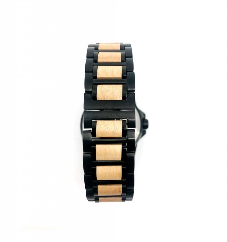 Konifer Klassic Black Stainless Maple