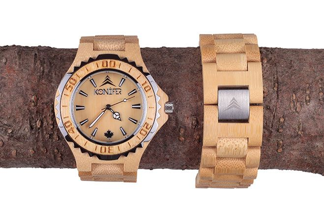 5 raisons d'opter pour une montre konifer