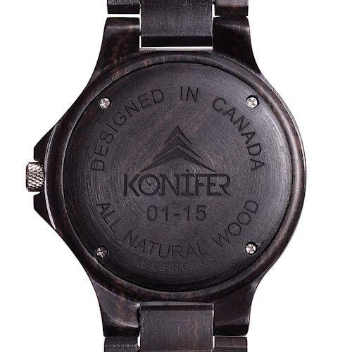 Konifer Navigator Black