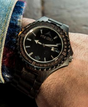 Konifer Navigator Black | Watch