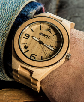 Konifer Sequoia Maple | Watch