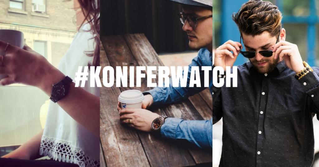 LES LOOKS #KONIFERWATCH DE NOTRE COMMUNAUTÉ : JUIN 2017