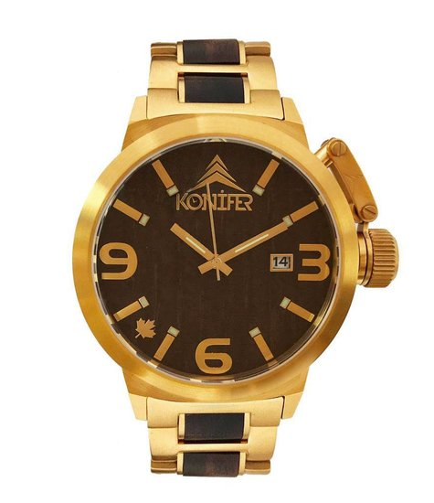 Karbon 24K Gold + Black Sandalwood