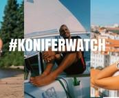 Les looks #koniferwatch de notre communauté : août 2017