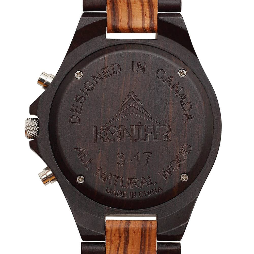 Konifer Krono Black Zebra