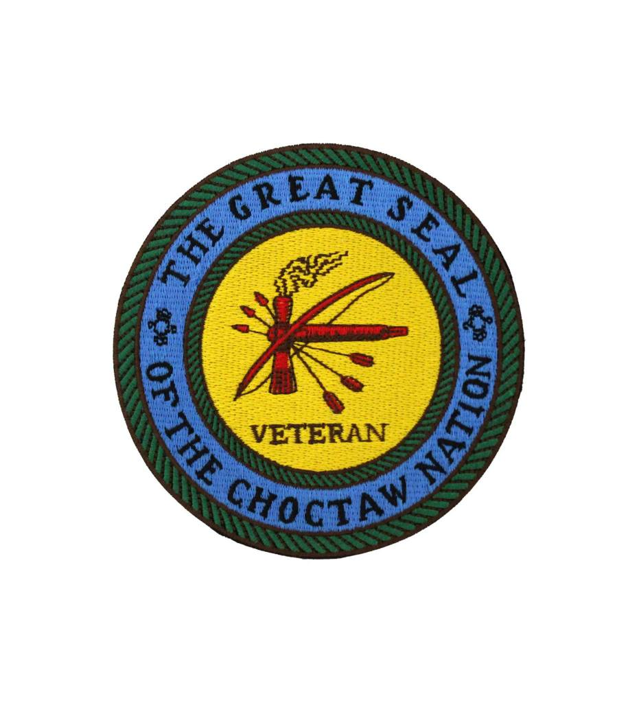 CNO Seal VETERAN Patch 4 Inch